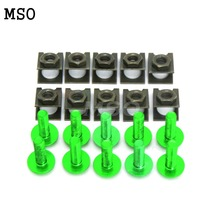 цены 10 pic Accessories CNC Fairing body work Bolts Screws 7 color For HONDA CBR600RR 03-04 CBR600 RR F5 CBR 600RR CBR 600 RR 03 04