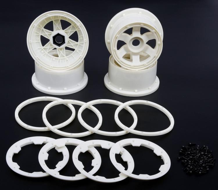 Rovan part 1/5 scale gas rc baja tyre part Baja 5T SC High strength nylon wheel hub set rear wheel hub for mazda 3 bk 2003 2008 bbm2 26 15xa bbm2 26 15xb bp4k 26 15xa bp4k 26 15xb bp4k 26 15xc bp4k 26 15xd
