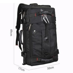 Image 2 - MAGIC UNION Brand Lock+ Cover + Bag Laptop Backpack Men Mochila Masculina Mans Backpacks Mens Luggage & Travel bags