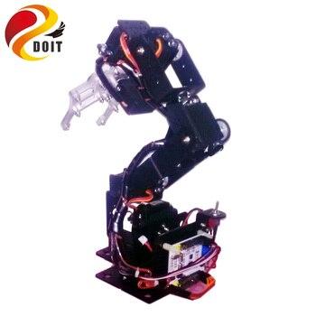 DOIT 6 Dof Swivel Rotating Machinery Mechanical Robot Structure Full set Robotic Arm
