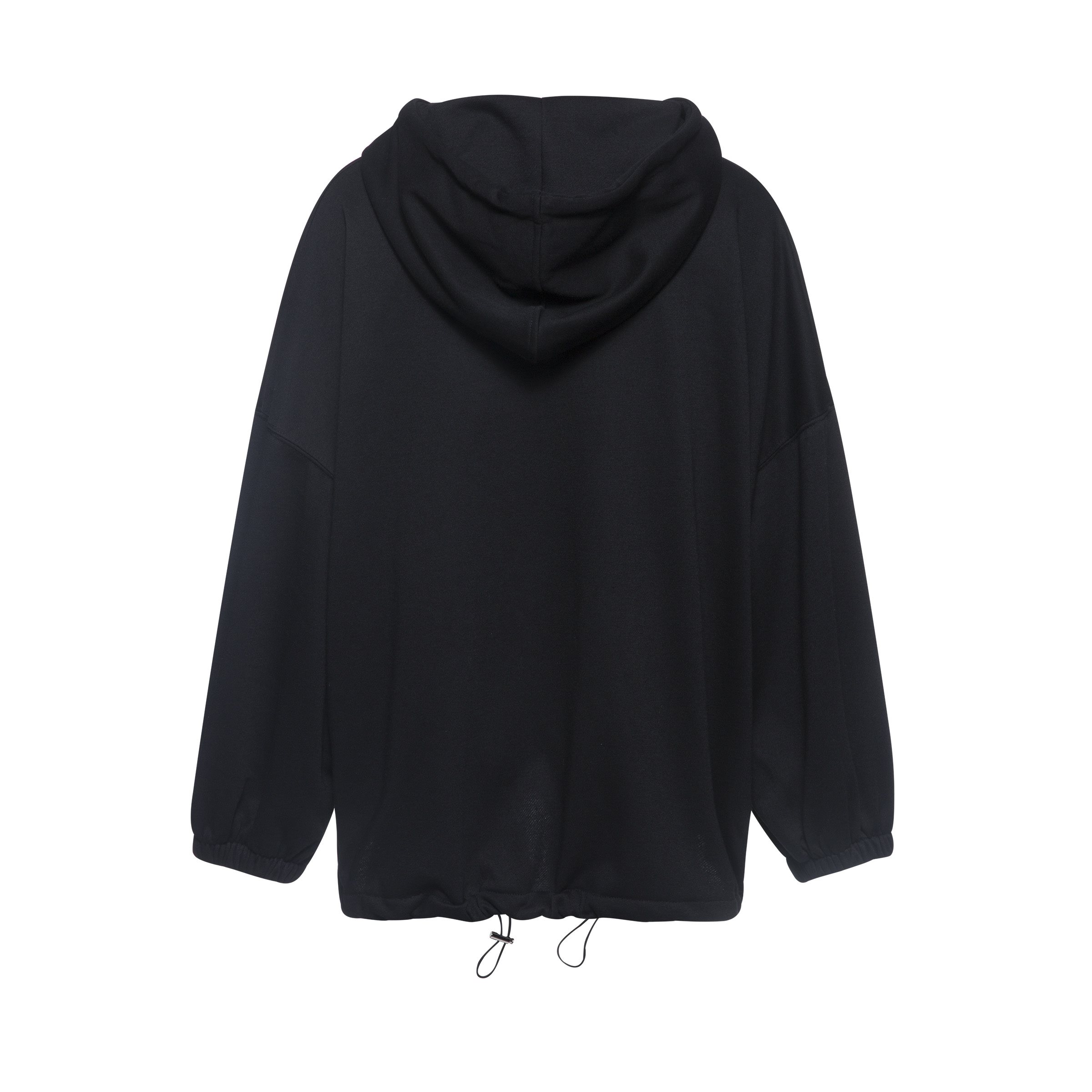 9cea0830f84 Women Hoodies Casual Black Gothic Cool Plus Size Loose Hooded Plain Female  Fashion Solid Goth Punk Tops Large Sizes Sweatshirts
