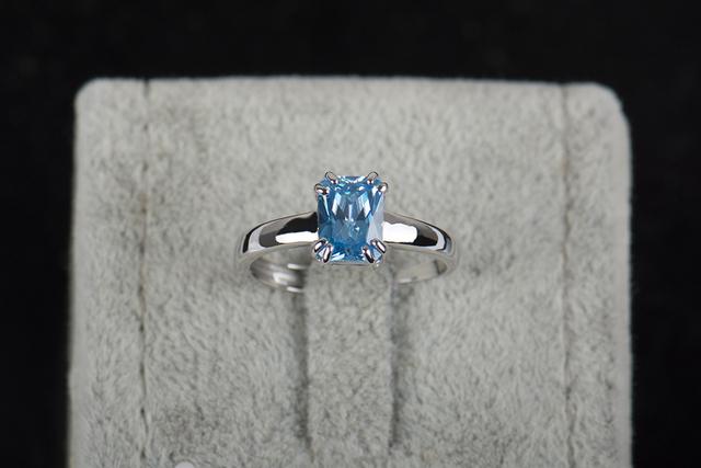 Elegant Adjustable Engagement Ring For Women