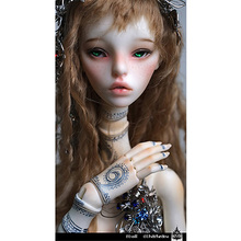 ShugaFairy Stacy Doll Chateau 1/3 bjd sd dolls model reborn girls boys eyes High Quality toys makeup shop resin(China)