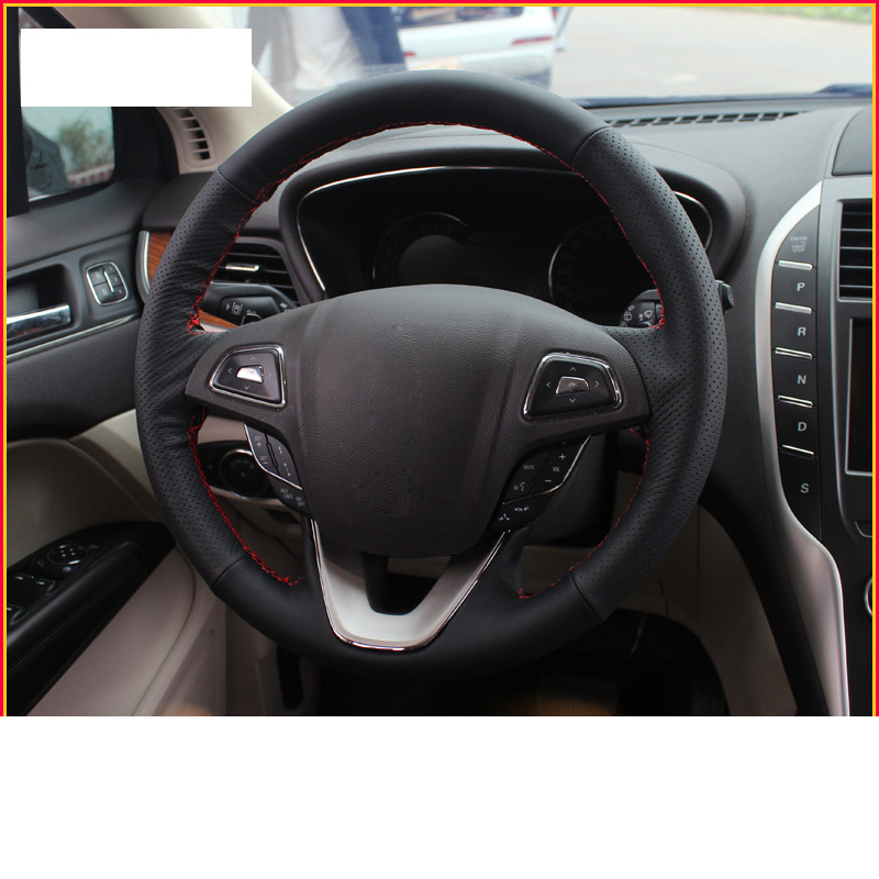 lsrtw2017 real leather car steering wheel cover for lincoln mkz mkc mkx continental 2014 2015 2016 2017 2018 2019lsrtw2017 real leather car steering wheel cover for lincoln mkz mkc mkx continental 2014 2015 2016 2017 2018 2019