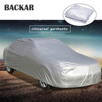 Backar Car Covers For Peugeot 407 508 Saab 9 5 Infiniti Q50 Audi A4 B8 Acura TL Citroen C5 Ford Mustang Waterproof Dustproof