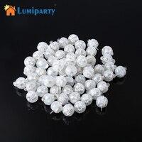 LumiParty 50 cái LED Balloon Ánh Sáng Đèn Lồng Kẹo Đèn với Switch Trang Trí Hoàn Hảo cho Wedding Party Bar Ánh Sáng Ban Đêm