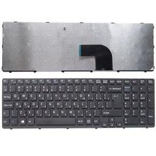 Russian  NEW  keyboard For Sony Vaio SVE17 SVE1711 SVE1712 SVE1713 RU  laptop keyboard    no  Backlight