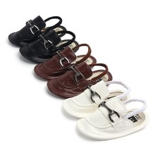 Г., обувь для новорожденных мальчиков и девочек, обувь для малышей с металлической подошвой