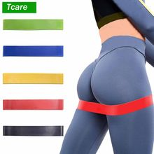 Access 1Pc Body Massage Relaxation Flexible Yoga Elastic Belt Resistance Stretching Band Bodybuilding Fitness Stretch Rope Tension Band occupation