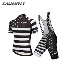 2018 cawanfly new Brand Pro Team Cycling Jersey Ropa Ciclismo Quick-Dry Sports Jersey Cycling Clothing cycle bicycle Wear racing