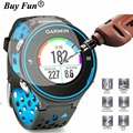 Tempered Glass Screen Protector Film For Garmin Forerunner 220 225 230 235 620 630 9H Premium Explosion-Proof Protective Case