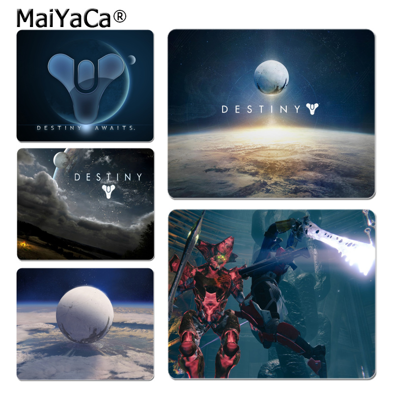 MaiYaCa Beautiful Anime Destiny Game Wallpaper mouse pad gamer play mats Size for 180x220x2mm and 250x290x2mm Small Mousepad