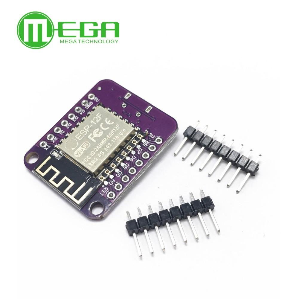 For WeMos D1 Mini Pro NodeMcu ESP8266 ESP-8266EX CP2104 ESP12F USB 16MB Anduino