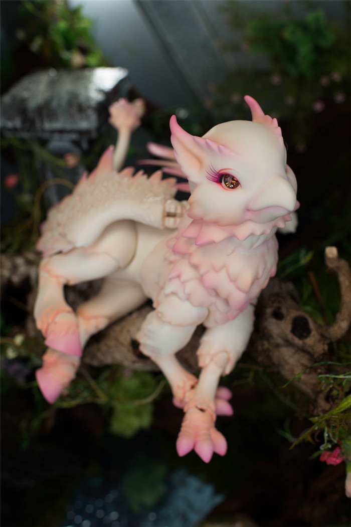 Fantasy Art Linha Hipogrifo Rus bjd resin figures luts ai yosd volks kit doll for sales toy gift iplehouse soom lati fl