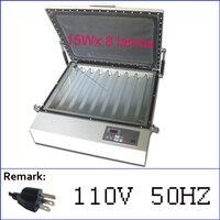 Unidade de exposição de tela de seda  unidade de exposição à radiação uv  vácuo unidade de exposição frete grátis|united| |  -