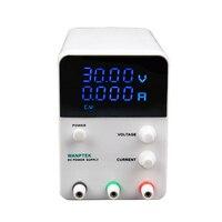 Напряжение регулятор переключения светодиодный Дисплей переключатель лаборатория DC Питание Точность Переменная Регулируемая ac 115 В/230 В 50/