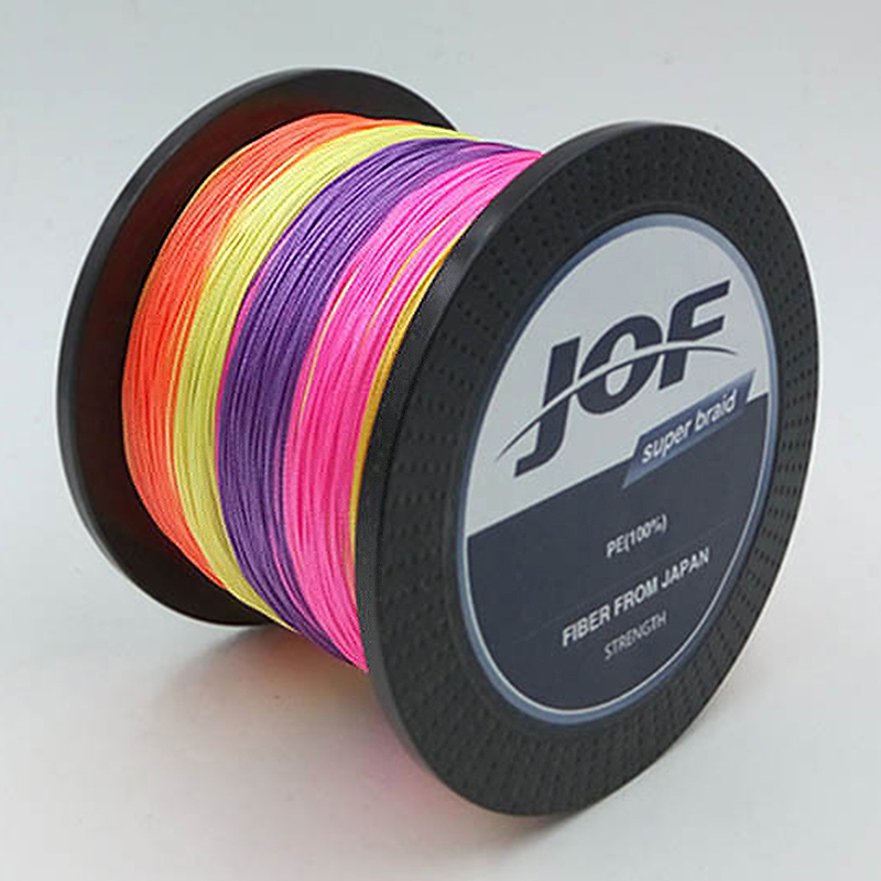 500M 8 Strands FISHING Super Strong Japan Multifilament PE flettet fiskelinje 13 20 30 40 50 60 80 120 150 200LB
