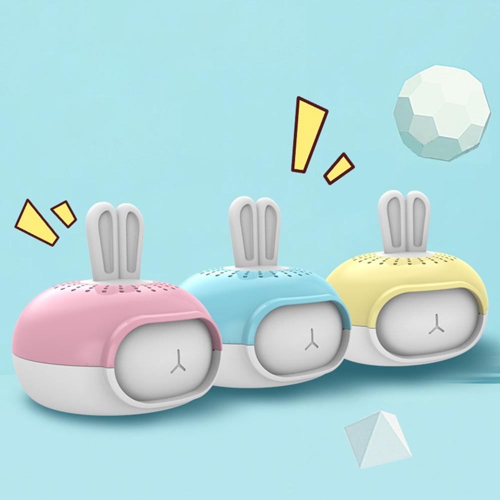 Aufrichtig Weihnachten Geschenk Tragbare Mini Niedlich Bluetooth Lautsprecher Mit Musik/anti-tropfen/sprachaufforderung/anruf Funktion Für Alle Bluetooth Geräte