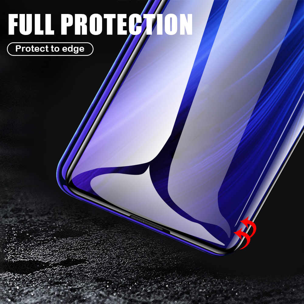 Image 4 - 11D for iphone glass X xr screen protector original curved protective tempered glass film for iphone x xr glass-in Phone Screen Protectors from Cellphones & Telecommunications on