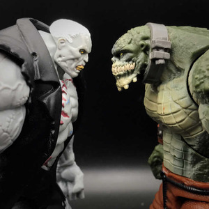Image 2 - DC Collectibles Multiverse Killiercorc vs Solomon Grundy Loose Action Figure