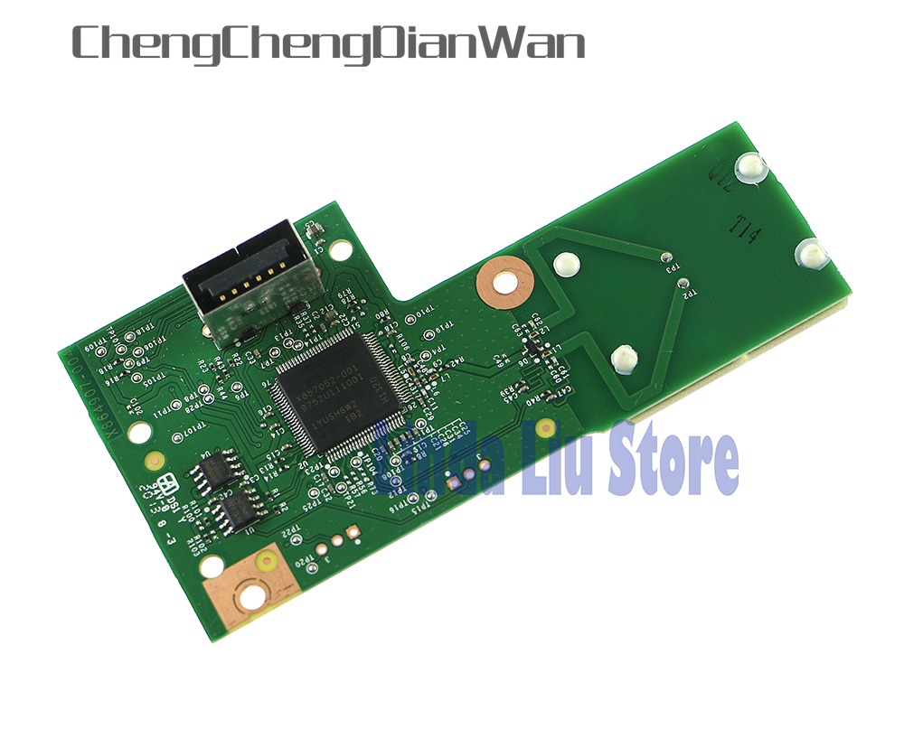 Chengchengdianwan Replacement Power Switch Board On Off Rf Xbox 360 Circuit Module Pcb For Xbox360e Xbox360 E 2pcs Lot In Parts Accessories From