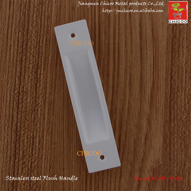 Online Shop Stainless steel furniture conceal handle Flush ...