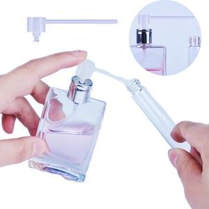 Image 1 - 5 Cái/lốc Nhựa Giọt Nước Hoa Dụng Cụ Ống Tiêm Đổ Bơm Phễu Đựng Mỹ Phẩm Dụng Cụ Bơm Đầy Bình Mẫu Chai Nước Hoa