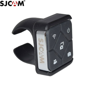 Image 5 - Original SJCAM Remote Control WiFi Watch/Wrist Band Remote Battery Selfie Sticks/Monopod for A10/M20/SJ6 /SJ10 SJ9 SJ8 Air/pro
