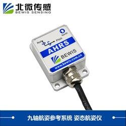 BW-AH50 Ultra niska cena cyfrowy wyjście stosunek systemu odniesienia do nawigacji inercyjnej postawy i postawa wskaźnik