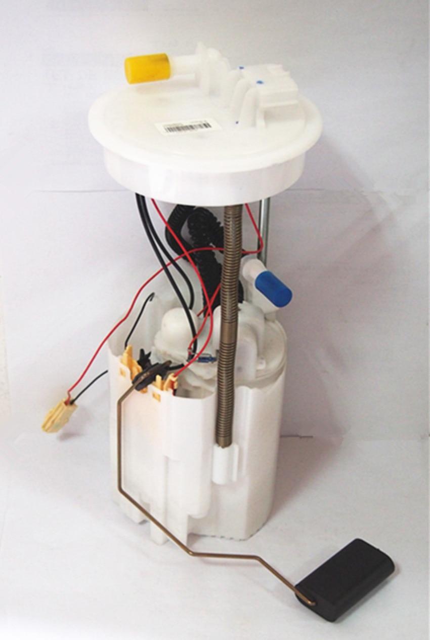 Nissan Fuel System