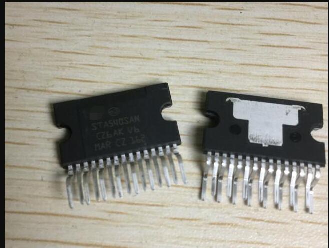 STA540SAN Description IC AMP 4 X 10W CLIPWATT15 Linear - Audio Amplifier ZIP15