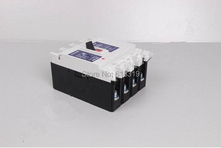 Moulded Case Circuit Breaker 63A 2 Pole Protection DC 550V for Solar System ProtectionMoulded Case Circuit Breaker 63A 2 Pole Protection DC 550V for Solar System Protection