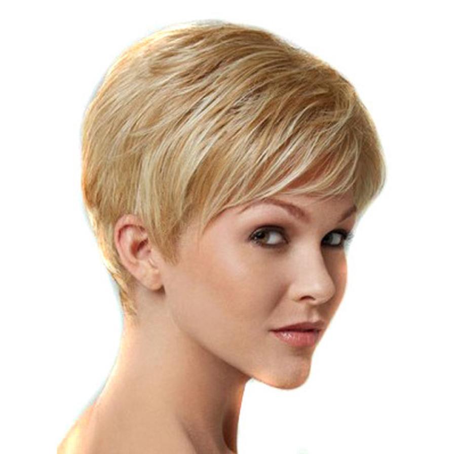 короткие женские стрижки для тонких волос картинки данной