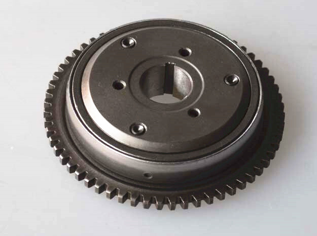 ФОТО STARPAD For Motorcycle boot disk assembly single-disc clutch 100 CG GY6 GS125 for YAMAHA