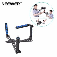 Neewer Alloy Foldable DSLR Kit Film Making System Shoulder Support Rig Stabilizer For Canon Nikon Sony