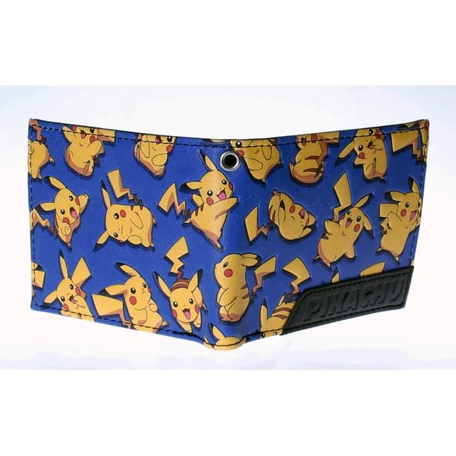 Бумажник Пикачу Покемоны Модель №2 3