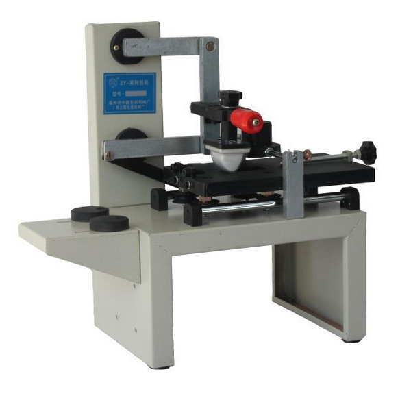 seal ink cup manual pad printer machine