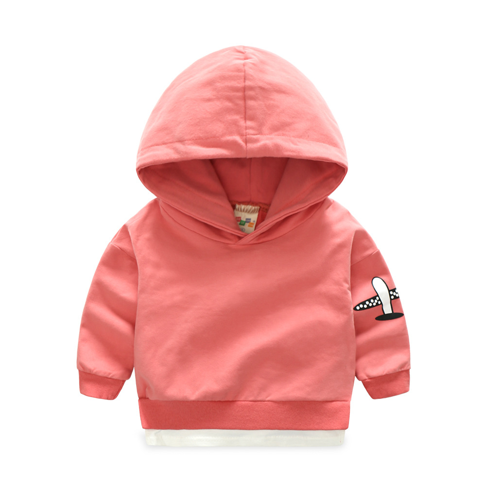 Baby Boys Sweatshirts Coat Kids Hoodies Casual Long Sleeve Cotton Children Pullover Jackets Outwear Clothing Boy Tops Clothes