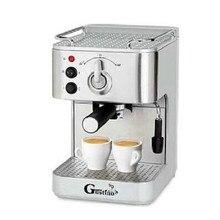 Gustino 19Bar полуавтоматический кофеварка эспрессо с пенной молока из нержавеющей стали 304 Корпус для дома или офиса, используя