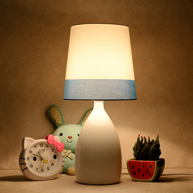 dimmer table lamp inline modern creative bedside lamp table dimmer remote ikea bedroom living room fashion warm touch of weddingin metal halide lamps from lights