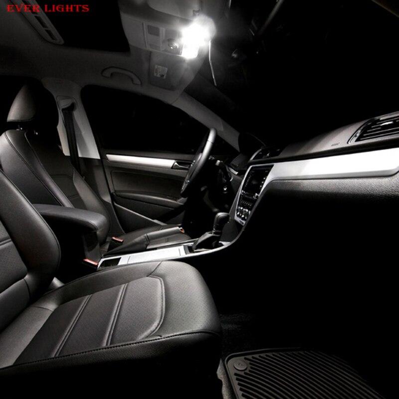 XIEYOU 18 ədəd LED Canbus İnteryer İşıq Dəstləri Paketi - Avtomobil işıqları - Fotoqrafiya 4