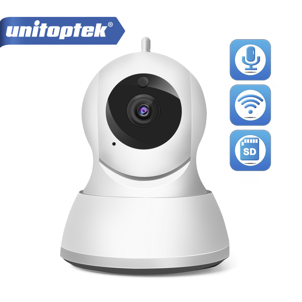 WIFI IP Camera Wireless 720P 1.0MP IR 10M Two Way Audio Security CCTV Surveillance Smart Cameras Wi-
