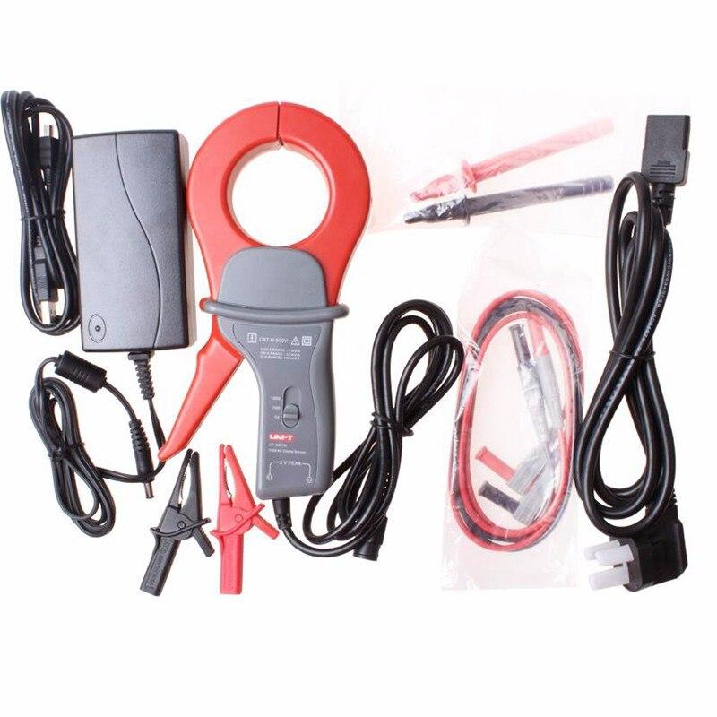 UNI-T-UT283A-True-RMS-Single-Phase-Power-Quality-Analyzer-Energy-Meter-0-9999MWh-USB-Interface