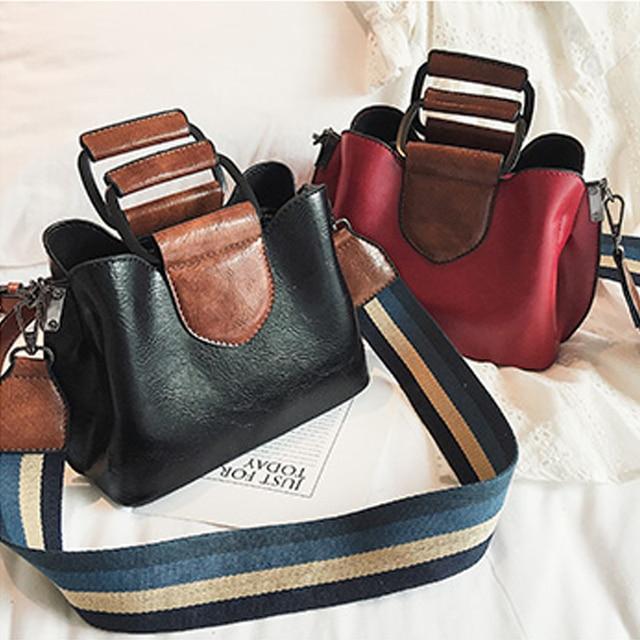 95073375b8 2018 New Women Bag Fashion Trend Zipper Female Bag Women Messenger BagsTop  handle Handbag Female Party