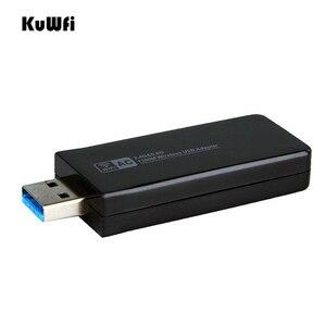 Image 2 - 11AC 1200 150mbps USB3.0 ワイヤレスアダプタ 2.4 グラム/5.8 グラムデュアルバンド usb 無線 lan レシーバ 2T2R アンテナ ap ワイヤレスネットワークカード