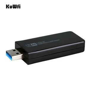Image 2 - 11AC 1200Mbps USB3.0 محول لاسلكي 2.4G/5.8G ثنائي النطاق USB جهاز استقبال واي فاي 2T2R هوائي AP بطاقة الشبكة اللاسلكية لسطح المكتب