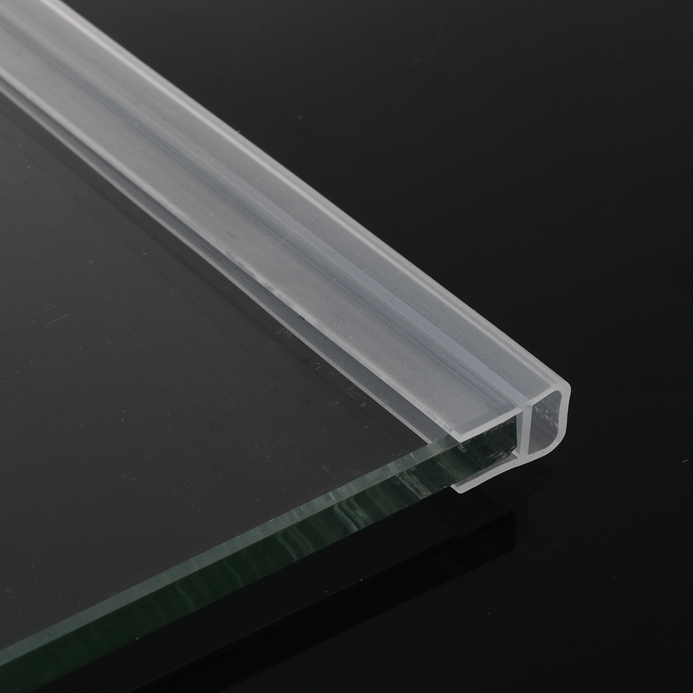 Silicone Rubber Window Seal Glass Door Weatherstrip Seal Strip Sealing Strips