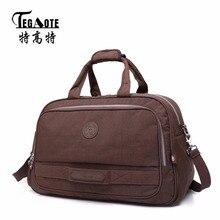 Men's Bags for Totes Vintage Designer Crossbody bag men shoulder large-capacity Duffle Luggage Bags High Quality Travel Bags