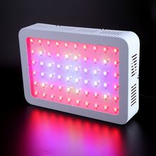 AC 110-240V Growing Lamp Full Spectrum 60 LED Plant Grow Light Hydroponics Vegs Flowering Panel Lighting(China)