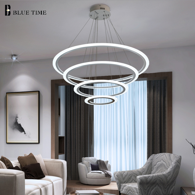 Blue Time New Arrived Modern Ceiling Lights For Living Room Bedroom Hallway Lamp Acrylic Body